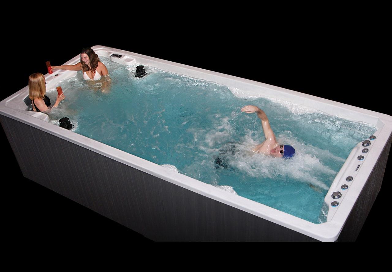 Типы гидромассажных СПА бассейнов, как выбрать?